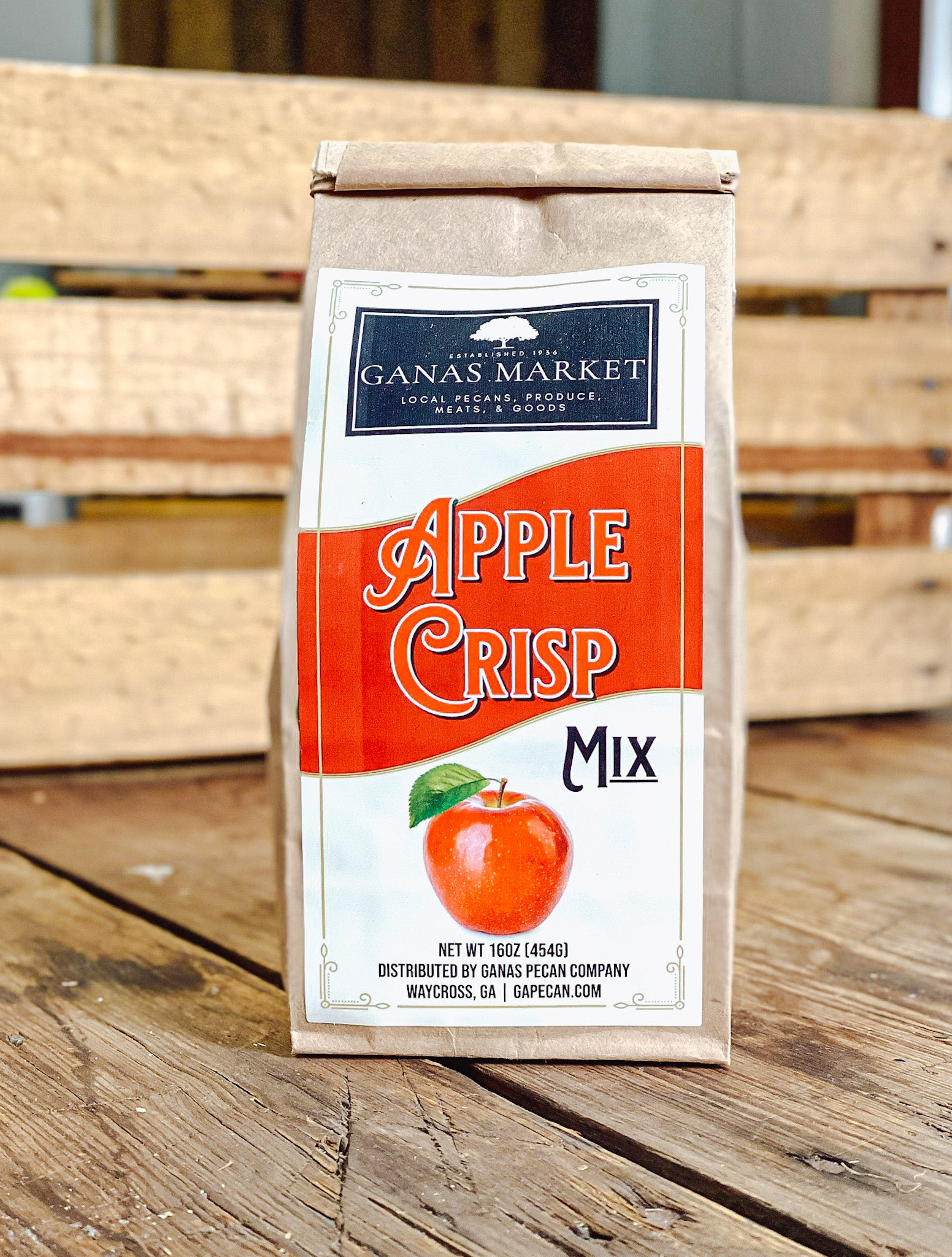 Peach Cobbler Mix