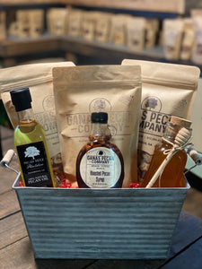 Georgia Gold Gift Basket