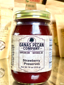 Strawberry Preserves  (9oz.)