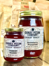 Load image into Gallery viewer, Strawberry Preserves  (9oz.)
