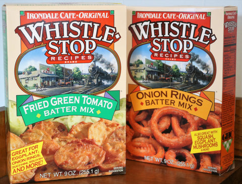 Whistle Stop Batter Mix Onion Ring