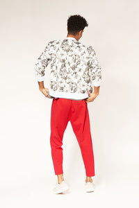 Relax Pant - Red