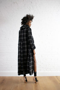 OVERSIZE FLANNEL