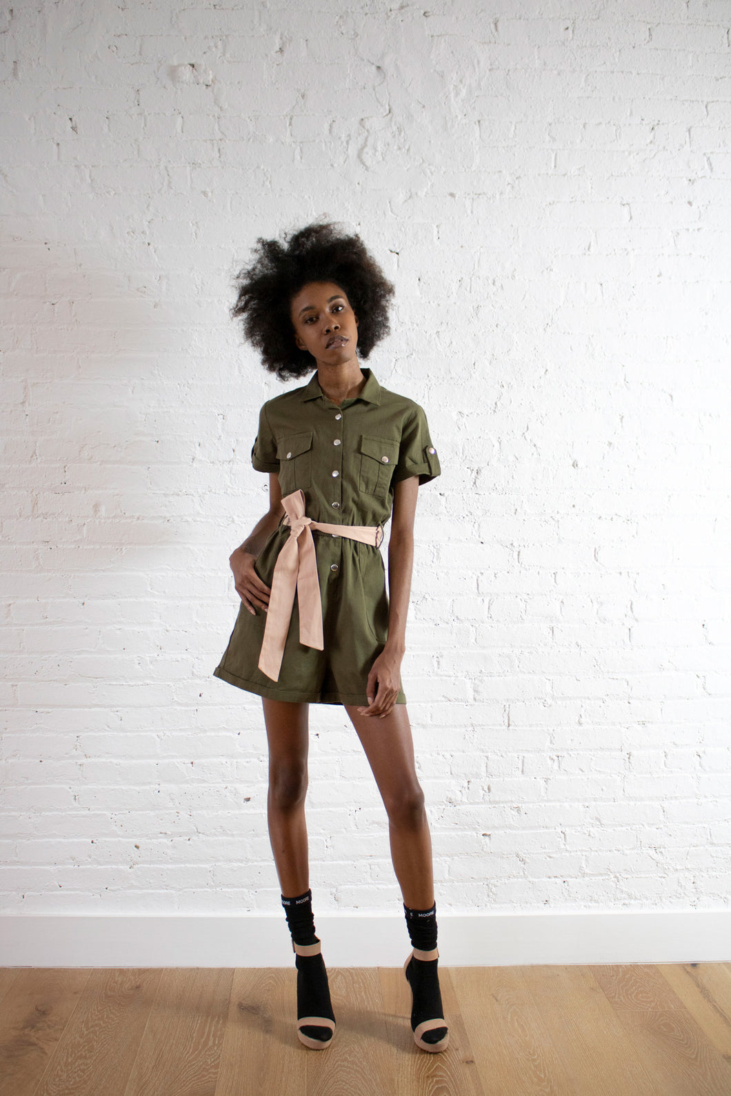 OLIVE PLAY SUIT