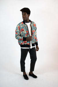 major zip poppy bomber