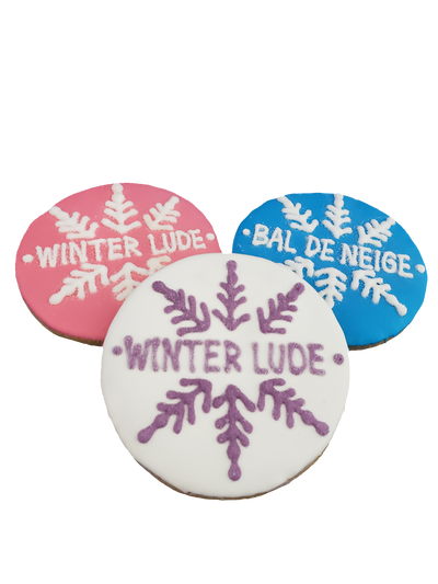 Winterlude Cookie
