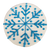 Snow Flakes Cookie