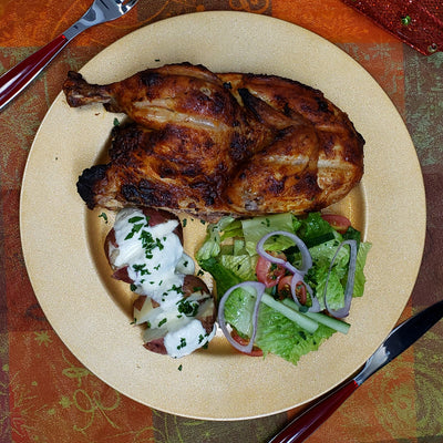 Portugese Half-Chicken