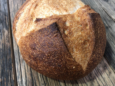 Pain Miche Wheat