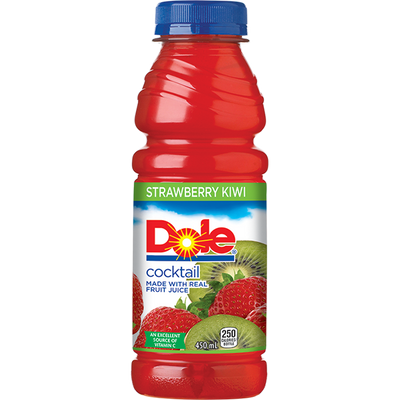 Dole Strawberry Kiwi 450ml