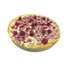 Raspberry Normand Tart