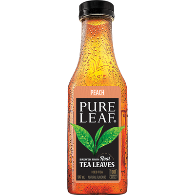 Pure Leaf Ice Tea Peach 547ml