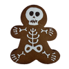 Skeleton Ginger Bread Cookie