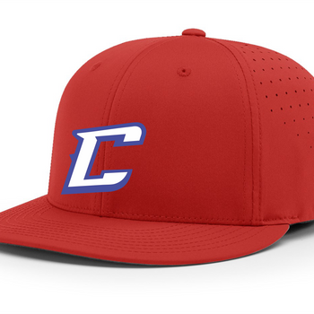 Red CTX Hat