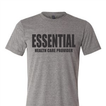CUSTOM ESSENTIAL T-SHIRT - WHAT'S YOUR ESSENTIAL PROFESSION