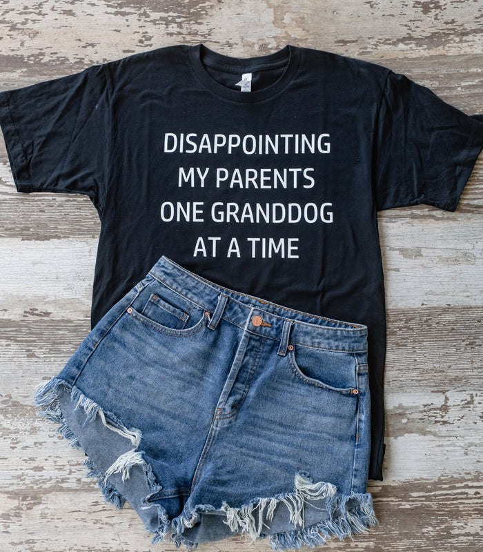 One Granddog At A Time