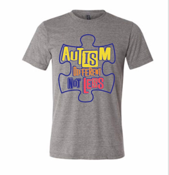 BHS Autism Different not Less