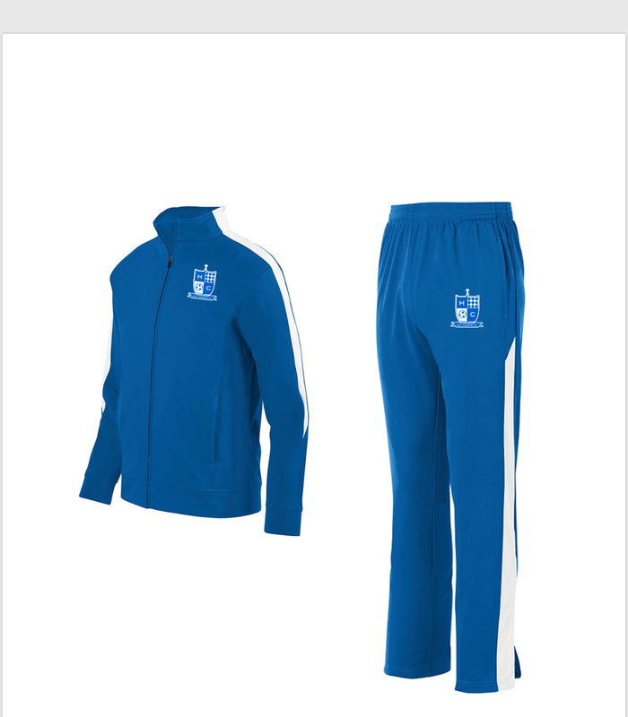 HCFC Sweat Suit