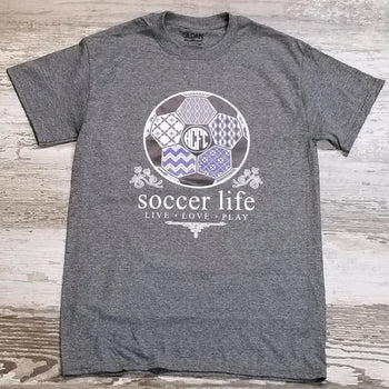 Soccer Life Parent Shirt
