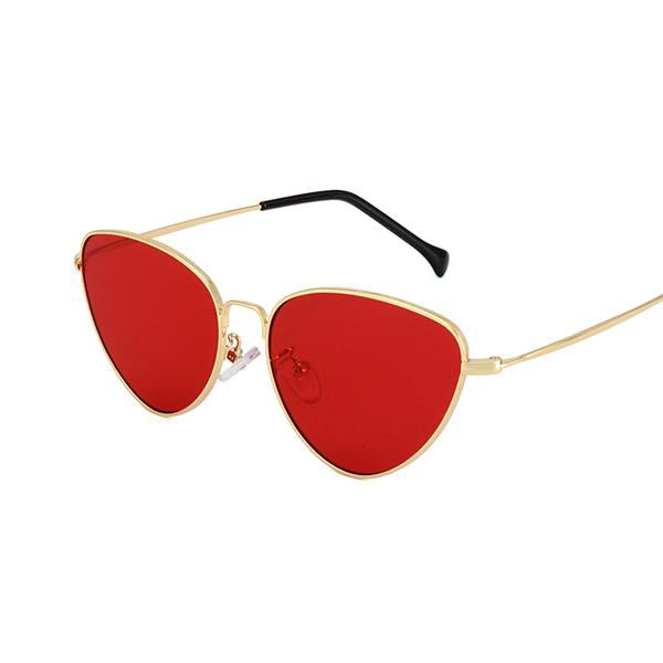 """Trill"" Cat Eye Sunglasses"