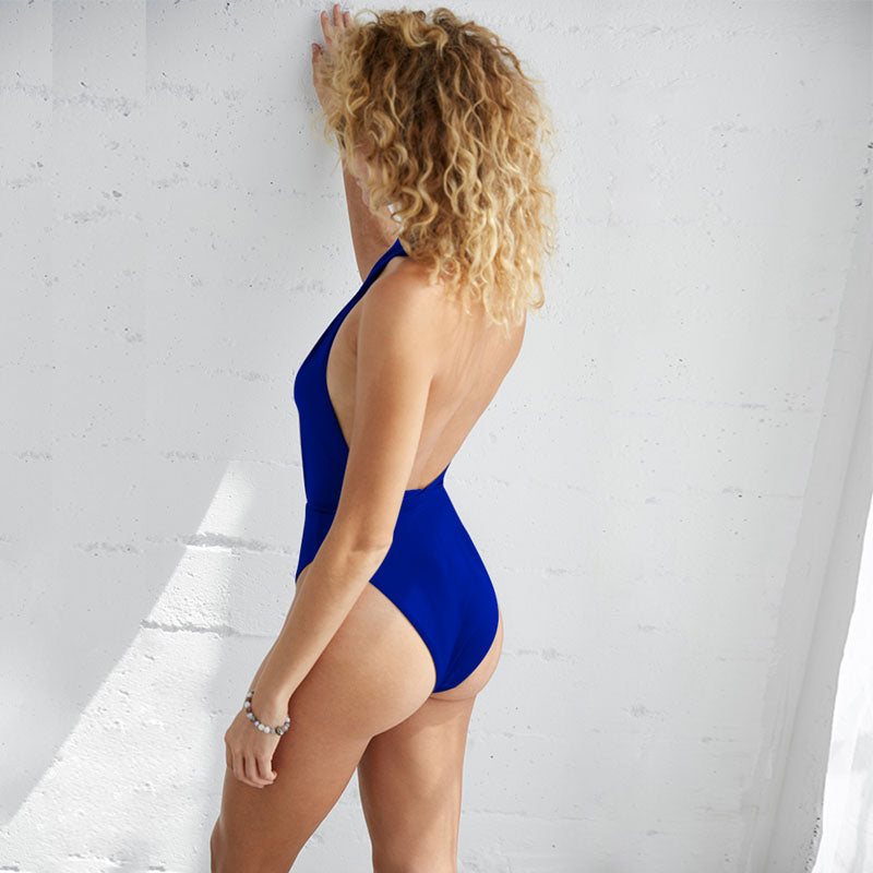 """Kriss Kross"" One Piece Swimsuit"