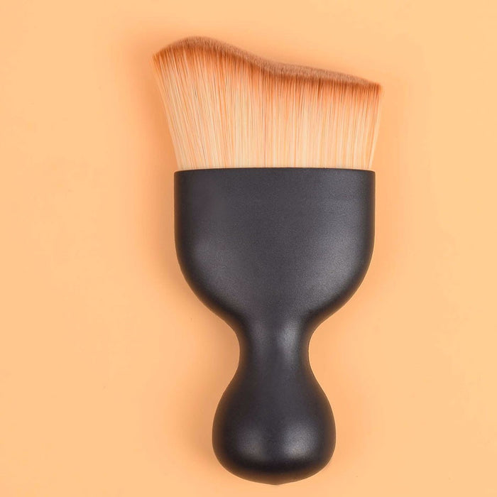 """Contour"" Curved Make Up Brush"