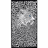 """Leopard Beach Towel"""