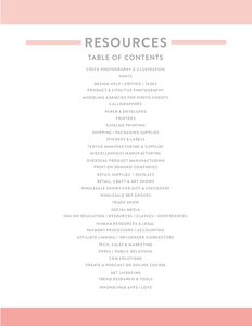 Ultimate Resource Guide - kristenley.com - Kristen Ley - Thimblepress