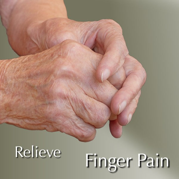 Relieve Your Finger Pain