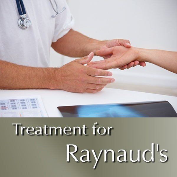 Treating the Raynaud's Phenomenon