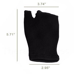 Measurements of the Wrist and Thumb Brace Support Gloves