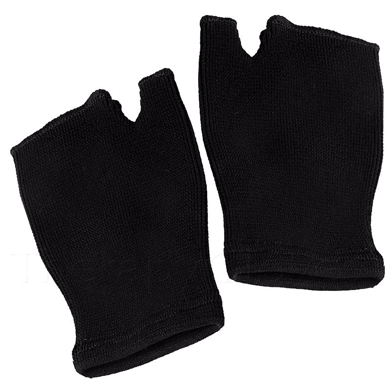 Wrist and Thumb Brace Support Gloves in Black