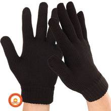 FULL FINGERTIP STRETCHY KNIT Far Infrared Therapy Gloves
