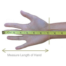 Measure Length of Hand for Glove Size