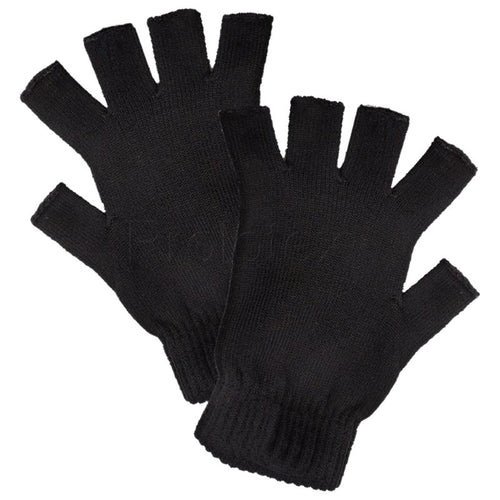 OPEN FINGERTIP Far Infrared Therapy Gloves