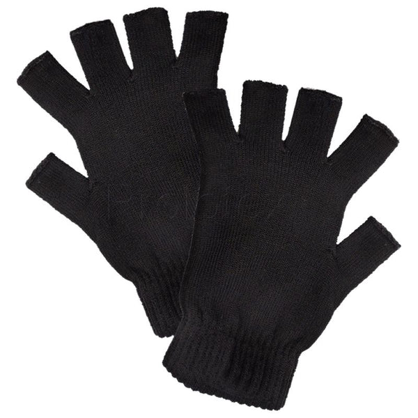 Open Fingertip Infrared Gloves