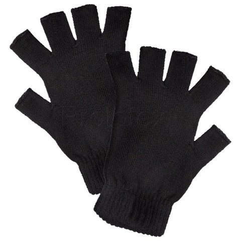 Open Fingertip Gloves