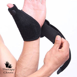 2 layers of tension adjustment on the Thumb Brace Wrist Support