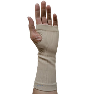 WRIST COMPRESSION Infrared Band - Beige