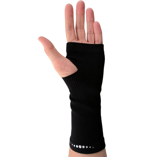 WRIST COMPRESSION Infrared Band - Black