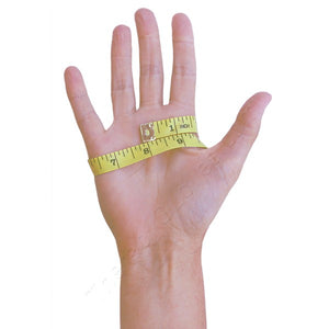 How to Measure your hand for LIN Actiive Gloves
