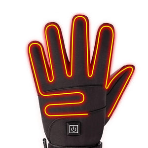 Heated Action Gloves