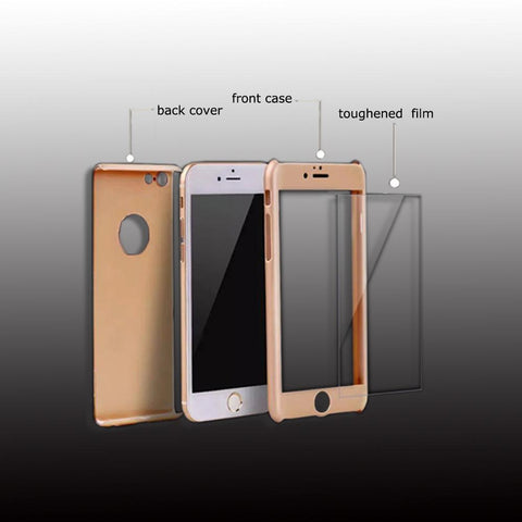 360 Degree Full Body Protection Cover for iphones