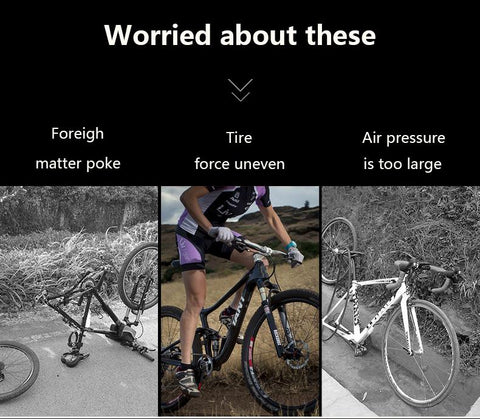 Bicycle Tire Inner Protection