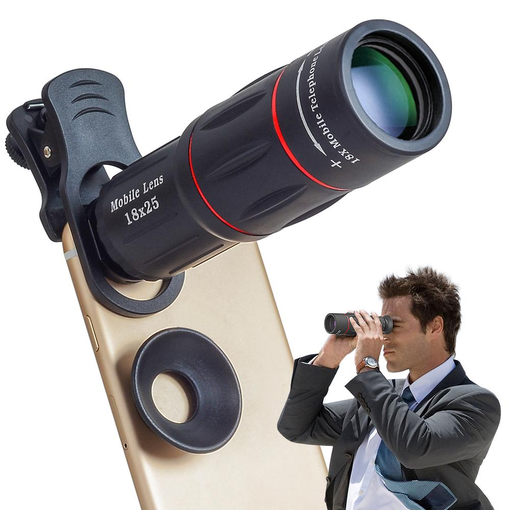 UltraZoom 16x Zoom Mobile Phone Telescope