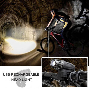 Reflector 2 Rechargeable Bike Front Light