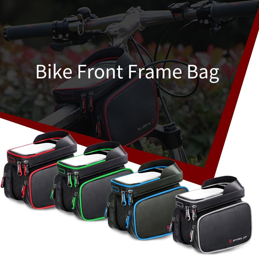 Wheel Up Frame Bag