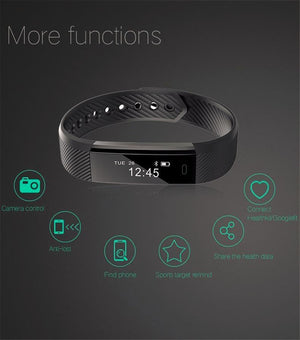 The Worlds most comfortable Smart Fitness Tracker