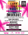Earn Your Booze® at DRINK Miami® (JUNE 3rd)Earn Your Booze
