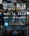 Private Party at Blue Clover Distillery | 14NOV2020 Earn Your Booze